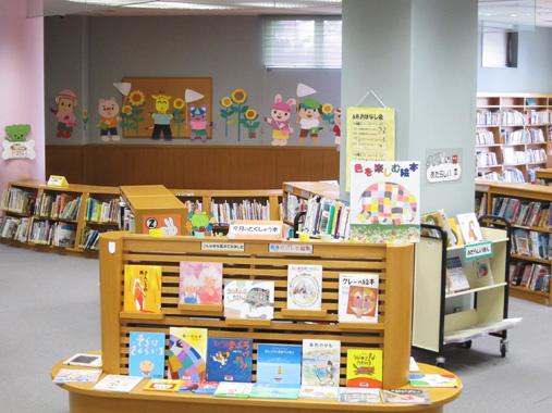群馬県太田市中央図書館