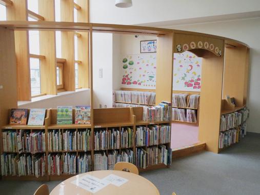 群馬県太田市尾島図書館おはなし会